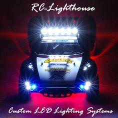 Traxxas Slash Deluxe Light Set