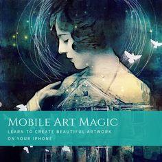Mobile Art Magic  Creating beautiful Art on your iPhone