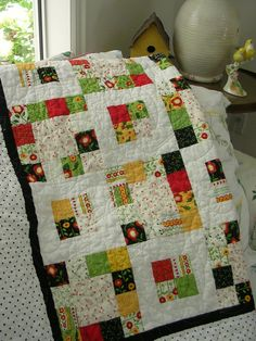 Mary Engelbreite Musical Theme Lap QuiltFree by QuiltAttic on Etsy, $280.00