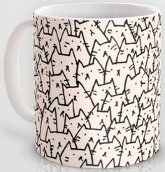 #mugs art on mugs