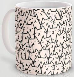 #mugs art on mugs