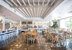 Olive & Thyme, The 24 Hottest Brunch Spots in Los Angeles, February 2015 - Eater LA