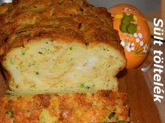 Csont nélkül...csak egyszerűen: Sült töltelék Pasta E Fagioli Soup, Easy Snacks For Kids, Healthy Snacks, Healthy Recipes, Cold Dishes, Indian Food Recipes, Ethnic Recipes, Hungarian Recipes, Hungarian Food