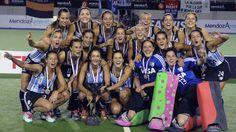 Las Leonasse coronaron por sexta vez en su historia en elChampions Trophy Argentina Hockey