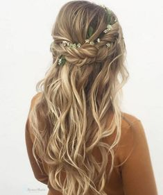 23+ The Secret to Boho Wedding Hair