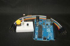 Arduino Uno R3 - Barebones Starter Kit