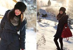Тенденции моды: зимняя женская верхняя одежда на любой вкус