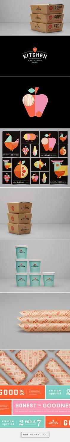 Moniker - http://monikersf.com/ -The Kitchen - Whole Foods — The Dieline - Branding & Packaging