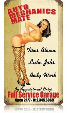Lets see your pinups - Page 229 - The Garage Journal Board