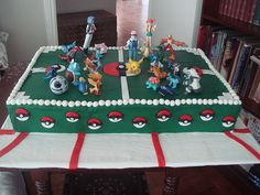 pokemon cakes | pokemon cake | Flickr - Photo Sharing!