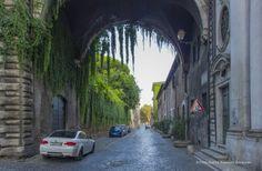 #Rzym. VIA GIULIA.