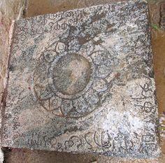 7th century Pallava period inscription near Chennai   #IndianColumbus  http://indiancolumbus.blogspot.com/2016/04/chitrambakkam.html