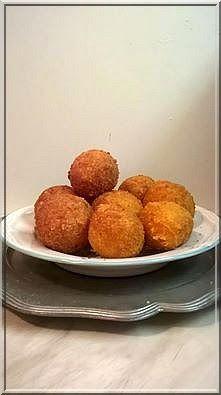 Limara péksége: Ropogós sajtgolyók