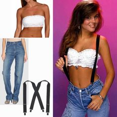 How to dress like Kelly Kapowski this #Halloween!