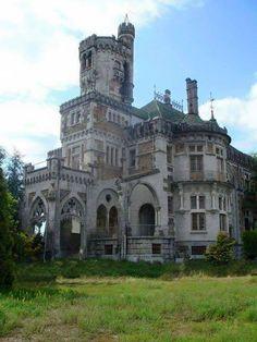Castle Dona Chica, Braga, Portugal