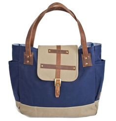 MCKENZIE TOTE - comes in 4 classic colour  combos.