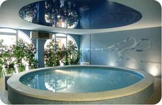 Open Float Tank - Athenaeum Spa by Algotherm