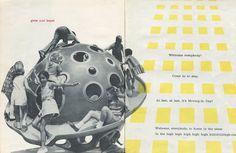 BAM ZAM BOOM! A Building Book by Eve Merriam (1972)