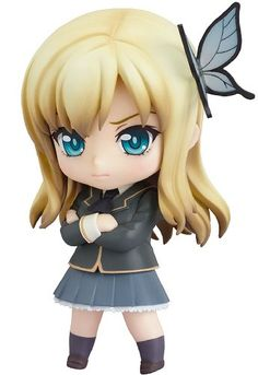 Nendoroid Kashiwazaki Sena (10 cm PVC Figure) Good Smile Company [JAPAN] Good Smile Company,http://www.amazon.com/dp/B005TBOTBQ/ref=cm_sw_r_pi_dp_04g1sb07AFSX7WTY