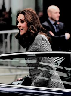 The Duchess of Cambridge attends the Children's Global Media Summit at the Manchester Central Convention Complex    6 December 2017