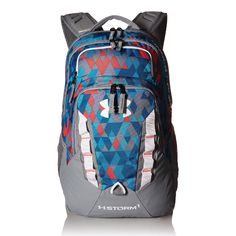 Under Armour Storm Recruit Backpack. Padded protection 65ecf828d8201