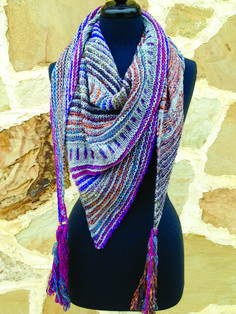 This beautiful shawl
