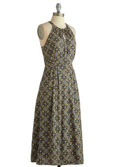 Queue and Me Dress, #ModCloth