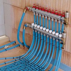 collecteur rehau chauffage par g othermie verticale vertical geothermal heating pinterest. Black Bedroom Furniture Sets. Home Design Ideas