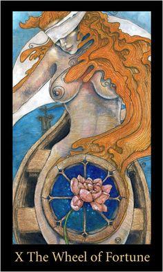 El Tarot de María