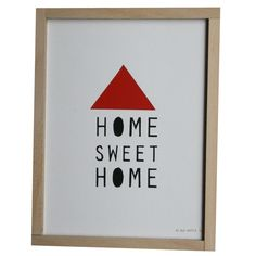 ME & AMBER YOU HOME SWEET HOME PRINT | Contemporary Art. Design Gifts. Ideas. | Everything Begins