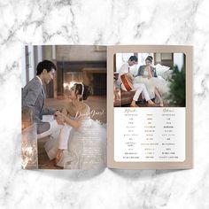 プロフィールブック/結婚式/席次表/メニュー表/セミオーダー/アネモネ/ダスティカラー/上品/花柄profilebook/wedding/anemone/wildflower