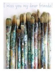old paintbrushes - Google Search