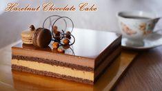 Chocolate Mousse Cake, Flourless Chocolate, Chocolate Hazelnut, Hazelnut Praline, Cake Youtube, Party Desserts, Chef Recipes, Cupcakes, Muffins