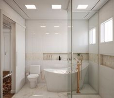 Banheira glamourosa Corner Bathtub, Bathrooms, Toilet Decoration, Feminine Bathroom, White Bathroom, Bath Salts, Beautiful Bathrooms, Bathroom Ideas, Bathtubs