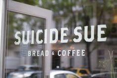 Suicide Sue Prenzlauer Berg Berlin © Birgitte Brondsted