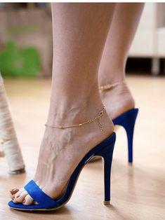high heels – High Heels Daily Heels, stilettos and women's Shoes Navy High Heels, Open Toe High Heels, Hot High Heels, High Heels Stilettos, Stiletto Heels, Beautiful High Heels, Gorgeous Feet, Talons Sexy, Sexy Legs And Heels