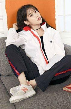 Latest KPop News for all KPop fans! Korean Model, Korean Singer, Korean Style, Iu Fashion, Korean Fashion, Korean Actresses, Actors & Actresses, Oppa Gangnam Style, My Wife Is