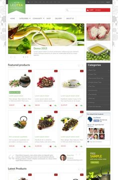 Details In: Prestashop Templates This month, May 2013, we are pround to announce the release of Leo Tea - a professtional responsive prestashop theme for Preatshop 1.5. Its design is perfect for Drink store or Food store as well.  The prestashop theme is powered with Leo Framework, one of the best prestatshop framework. It is fully responsive and supports both CSS3 and HTML5 that help to create refined web pages with semantic accuracy.