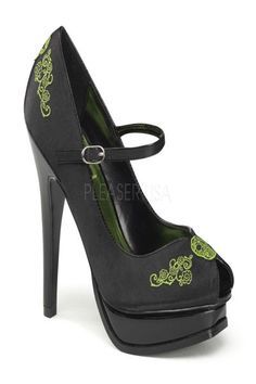 Black Lime Satin Embroidery Mary Jane Pumps Heel Shoes online store sales:Stiletto Heel Shoes,High Heel Pumps,Womens High Heel Shoes,Prom Shoes,Summer Shoes,Spring Shoes,Spool Heel,Womens Dress Shoes,Prom Heels,Prom Pumps,High Heel Sandals,C