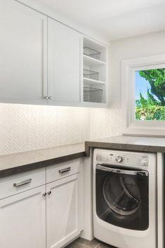 #laundryroomdecor #laundryroommakeover #laundryroomdesignideas #laundryroom #decorinspo #instadecor #interior123 #interior4all #interiorforinspo #remodelideas #DIY #undercabinetlighting #undercabinetlights #interiorlighting #LEDlighting #lightfixtures #instagood #homedesign #dimmableLEDs #LEDbars Laundry Room Lighting, Led Light Kits, Under Cabinet Lighting, Laundry Room Design, Stacked Washer Dryer, Interior Lighting, Light Fixtures, Home Appliances, House Design