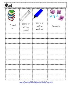 Pocket Full of Kinders!: Centers and Freebies {Blog Hop}