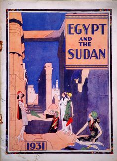 Egypt and the Sudan--illustrated by Gladys Peto