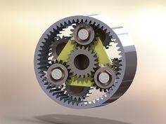 Planetary Gear Set Animation Please don't forget to click Like (Heart) Thanks Planetary Gear, 3d Cad Models, 21st Century, Gears, Don't Forget, Robot, Sun, Technology, Gear Train
