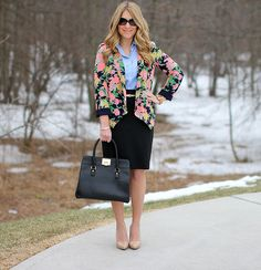 What I Wore to Work Weekly Linkup #32: Love Always • The Mix