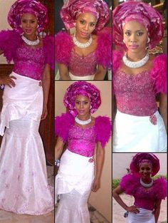 """Trendy Blouse Styles Made With """"lace"""" - Fashion - Nigeria"""