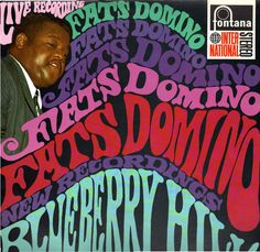 Catawiki online auction house: In Memoriam: Fats Domino: Great collection of 20 of his best albums, incl. some rare ones on vinyl!