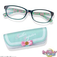 JINS   Sailor Jupiter glasses