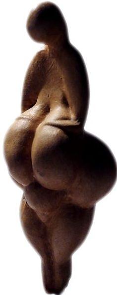 Venus de Lespuge, 19.000 B.C.