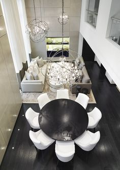 Open-plan living | Kelly Hoppen | The Chromologist