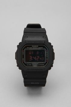 G-Shock Black Military 5600 Watch
